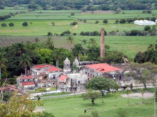 Venta De Hacienda En Mazatepec, Morelos