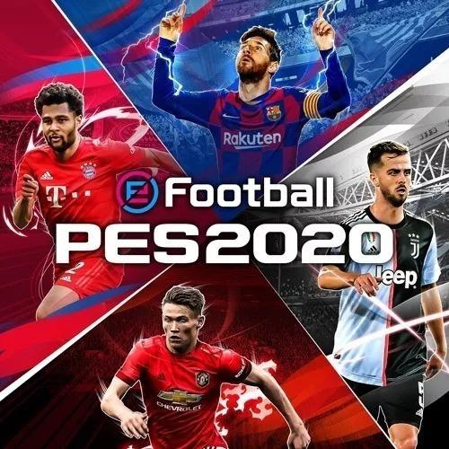 Pes 20 Efootball /pes 2020 Steam Offline - Pc