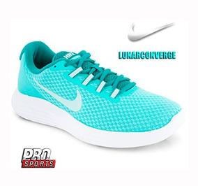 Nike Tenis Lunarconverge W Verde - Original - Eg