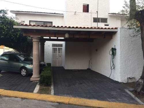 Casa En Renta En Las Hadas // Rcr180614-mg