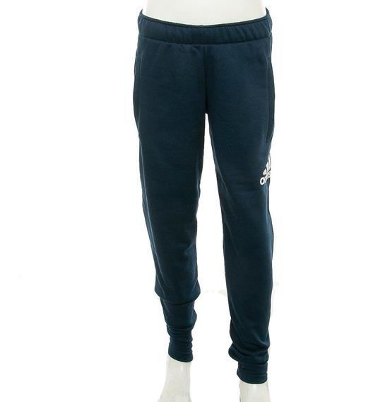 Pantalon Yb Logo Azul adidas Sport 78 Tienda Oficial