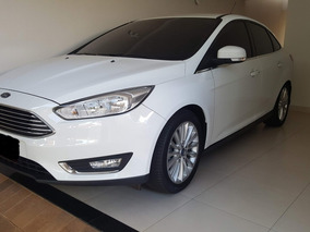 Ford Focus 2.0 Titanium Flex Powershift 4p 2016