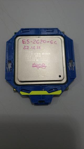Intel Xeon E5-2620 2.0ghz/24mb - Six Core - R$ 400