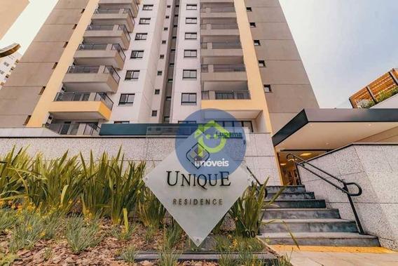 Apartamento Com 1 Dormitório À Venda, 43 M² Por R$ 255.000 - Nova Redentora - São José Do Rio Preto/sp - Ap7332