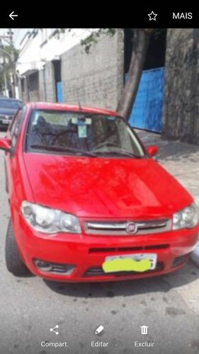 Fiat Palio Economy 1.0 Flex Vermelho 4p