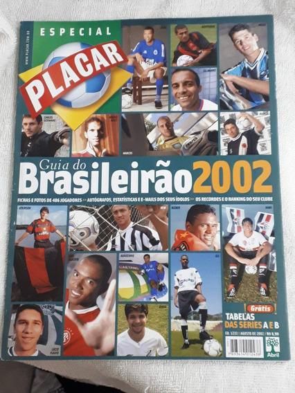Revista Placar - Guia Do Brasileirão 2002
