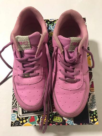 Zapatillas Con Luces! 47 Street