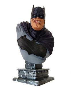 Busto Batman Clásico - 15cm - Impresión 3d - Flushastore