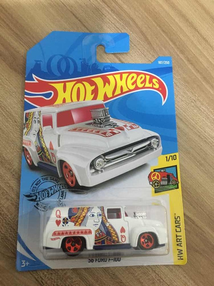 Hot Wheels Ford F 100