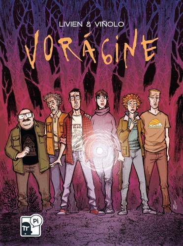 Imagen 1 de 5 de Vorágine