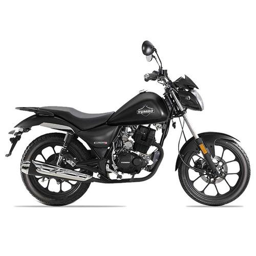 Yumbo Milestone 125 Ii Motos Moto 0km 2021 + Obsequios  Fama