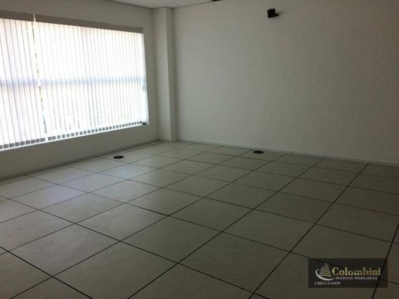 Sala Para Alugar, 39 M² - Centro - São Caetano Do Sul/sp - Sa0322