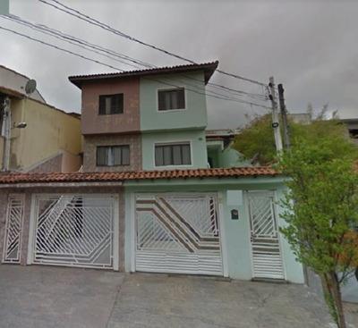 Sobrado Em Parque Continental Ii, Guarulhos/sp De 100m² 3 Quartos À Venda Por R$ 390.000,00 - So183465