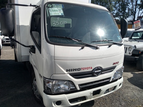 Toyota Hino 300 Semilong 2018