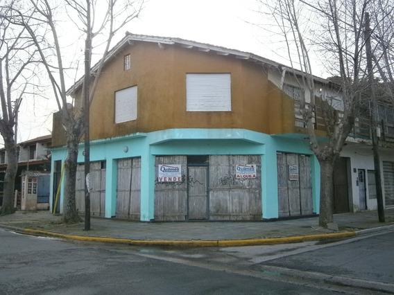 Mar Del Tuyu. Local Sobre Calle 2! Vidriera En Esquina!