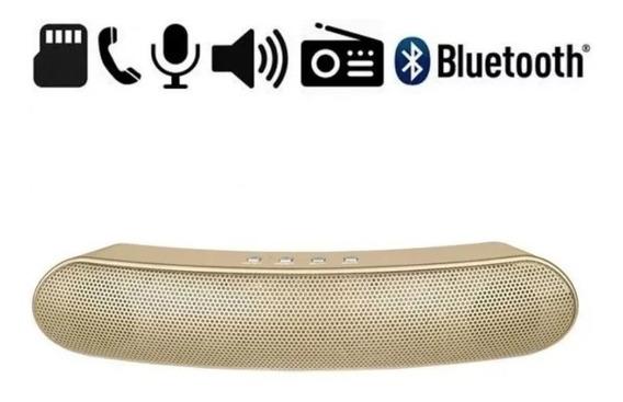 Caixa De Som Gibox G6 Caixa De Som Bluetooth 10w Potente