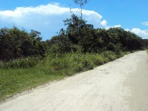 Ótimo Terreno De Sítio No Litoral Sul, Em Itanhaém/sp 0225pc