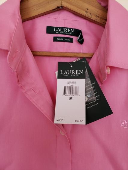 Autntica Camisa Ralph Lauren Mujer - Verano - Regalo