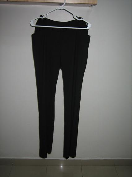 Pantalon Vestir Dama Negro The Limited Original Importado