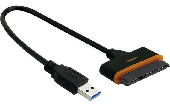 Cable Adaptador Sata A Usb3.0 Disco Duros De Laptops 2.5
