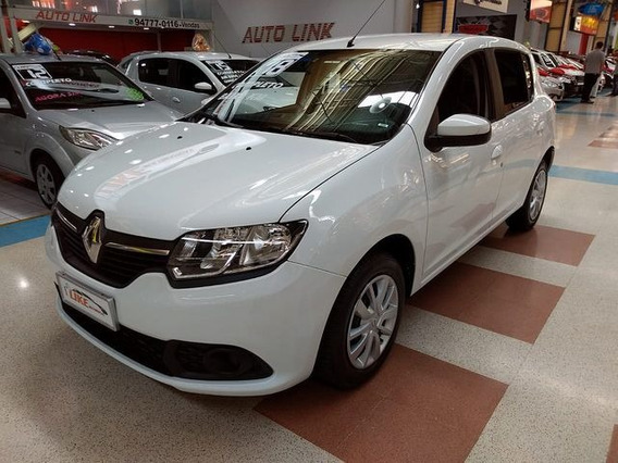 Renault Sandero 1.0 Expr C/midia Nave 2018