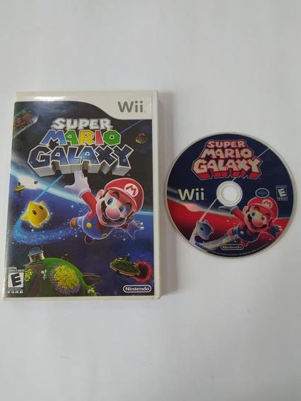 Super Mario Galaxy - Nintendo Wii - Americano
