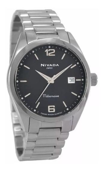 Nivada - Reloj Nivada Ng4182lacna Reloj Formal Mujer