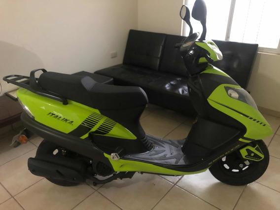 Italika X125gts