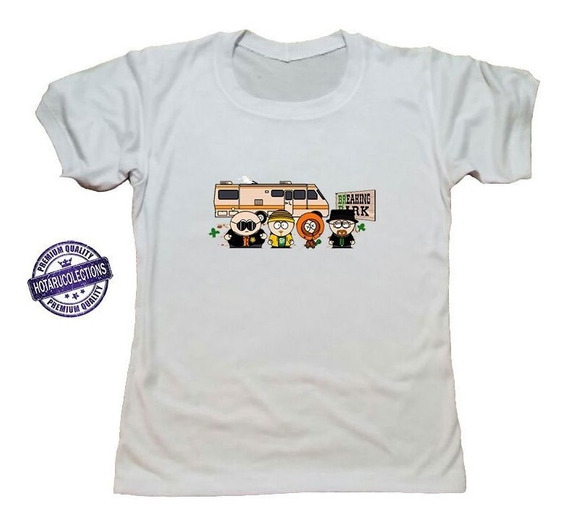 Remera South Park Breaking Bad Mod 24 Hotarucolections