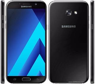 ** Samsung Galaxy A7 2017 A720f/ds Preto Com 32gb