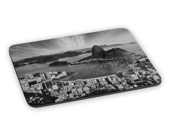 Mouse Pad Baía De Guanabara Pão De Açúcar Rio De Janeiro Rj