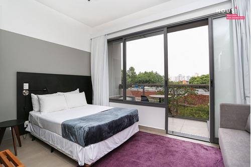Imagem 1 de 15 de Apartamento - Vila Olimpia - Ref: 767 - L-767