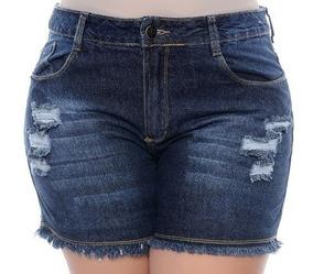 Kit 10 Short Jeans Feminino Infantil Adulto 2 Ao 44 Barato