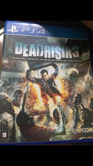 Jogo Playstation 4 Dead Rising