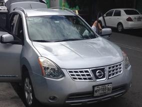Nissan Rogue 2.5 Sl 2wd Piel Cvt