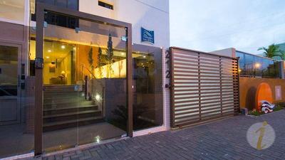 Flat Com 1 Dormitório À Venda, 45 M² Por R$ 350.000 - Fl0090