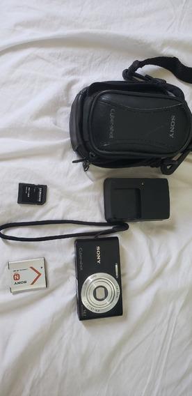 Câmera Fotográfica Digital Sony Cyber-shot Dsc-w320