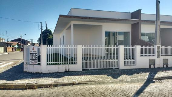 Casa Para Venda No N. Sra Da Paz Em Balneário Piçarras - Sc - 357