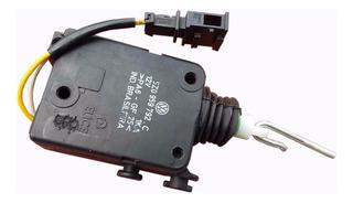 Atuador Motor Trava Elétrica Porta Malas Gol G5 Crossfox Fox