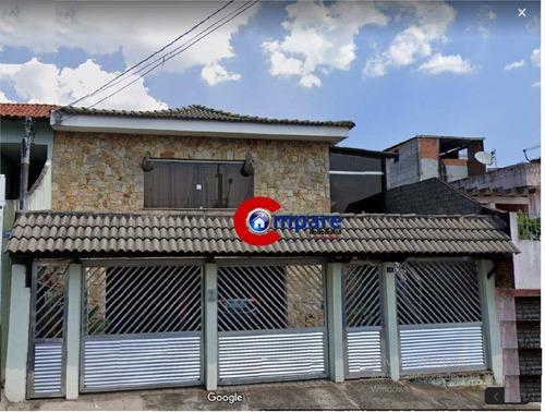 Casa Com 3 Dormitórios À Venda, 165 M² Por R$ 700.000,00 - Jardim Ema - Guarulhos/sp - Ca1154