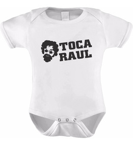 Boby Baby Infantil Raul Seixas Rock Nacional Maluco Beleza 8