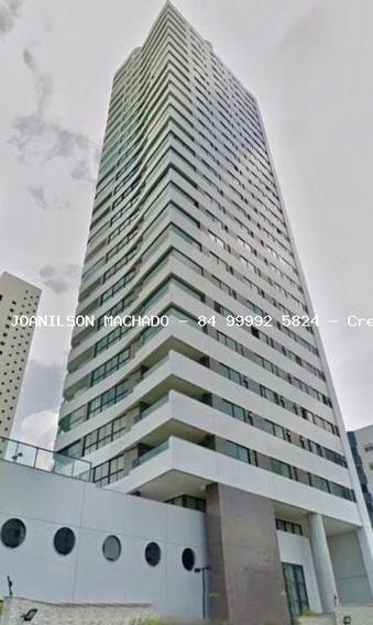 Apartamento Para Venda Em Natal, Tirol - Ed. Abel Pereira, 4 Dormitórios, 2 Suítes, 4 Banheiros, 3 Vagas - Ap1168-abel Pereira