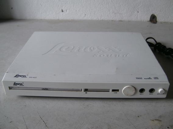 Dvd Player Lenoxx Dg 422 (com Defeito, Leia O Anúncio)