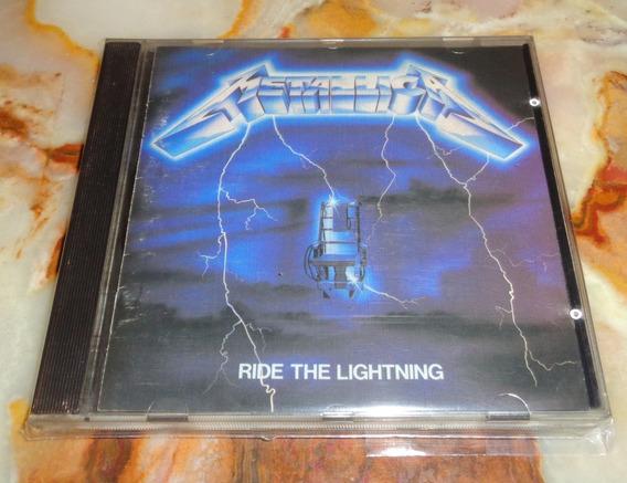 Metallica - Ride The Lighting - Cd Importado