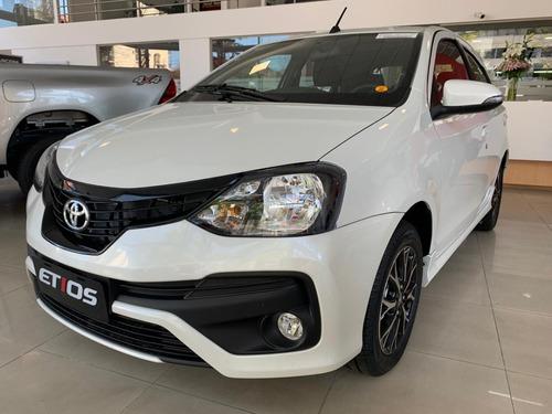 Toyota Etios 1.5 Xls 5 Puertas A/t Sarthou