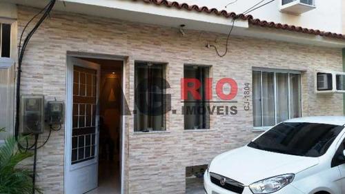 Apartamento-à Venda-praça Seca-rio De Janeiro - Agv22677