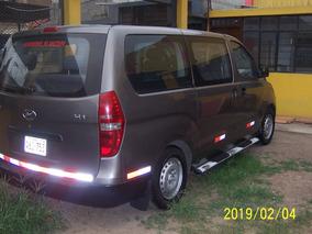 Ocasiòn Hyundai H1 Año 2010 Solo De Uso Escolar