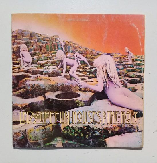 Vinilo Zeppelin Original 1973 Houses Of The Holy