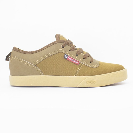 Tenis Freeday Solid Eco Havana Natural