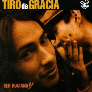Cd Tiro De Gracia - Ser Humano!! Nuevo Y Sellado Obivinilos
